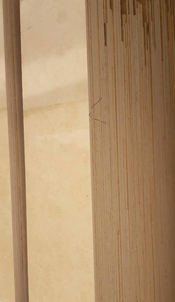 مرمریت دهبید شایان ۴۰ طولی دسته سنگ