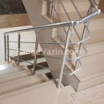 Premium Hersin stone on the stairs