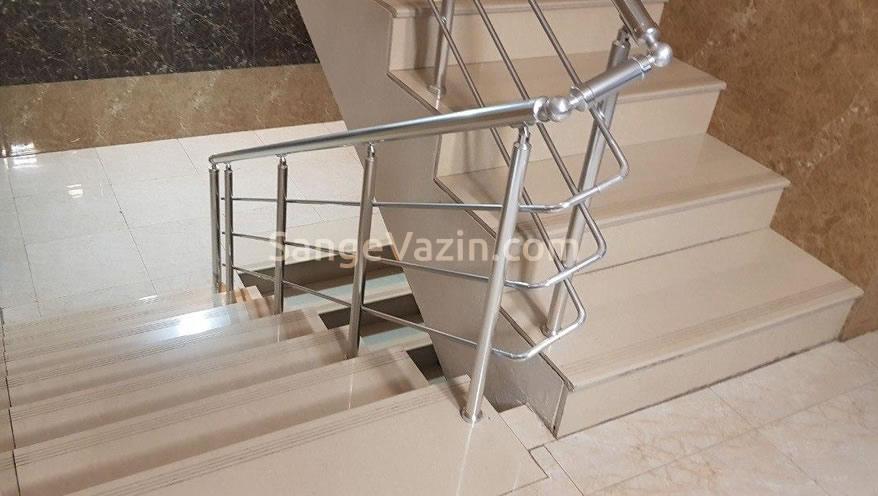 سنگ هرسین ممتاز در پله