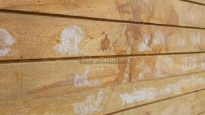شوره سنگ مرمریت طرح چوب