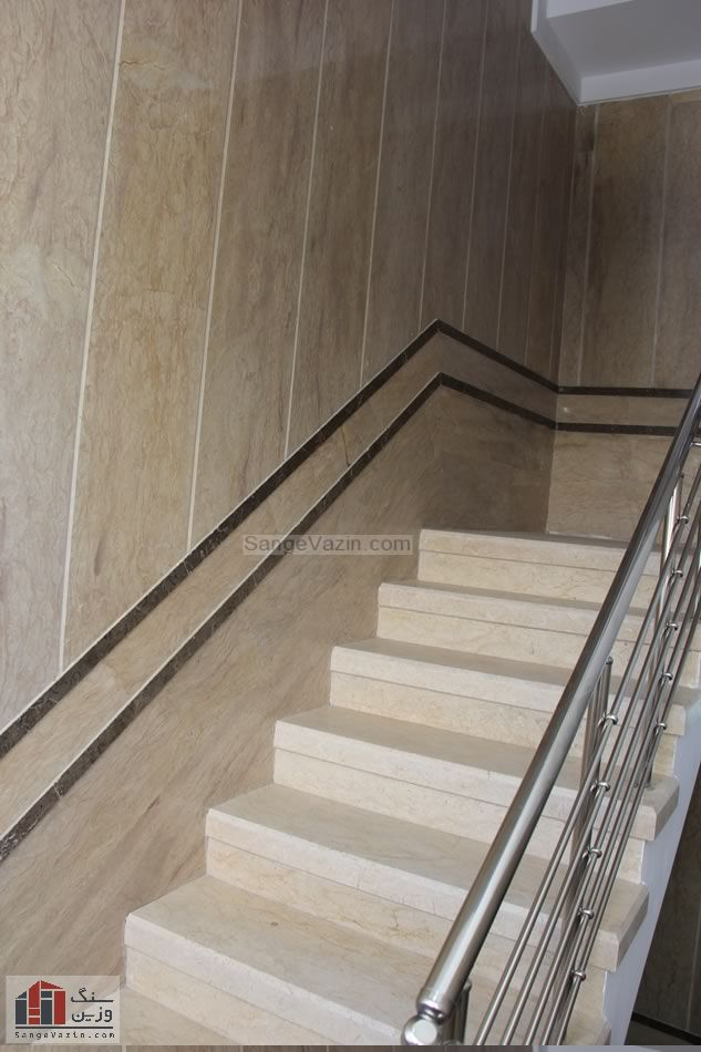 پله مرمریت آباده