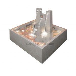 آب نمای سنگی مدل ویستا