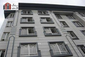 گرانیت در نمای ساختمان