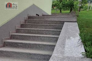 سنگ پله گرانیت