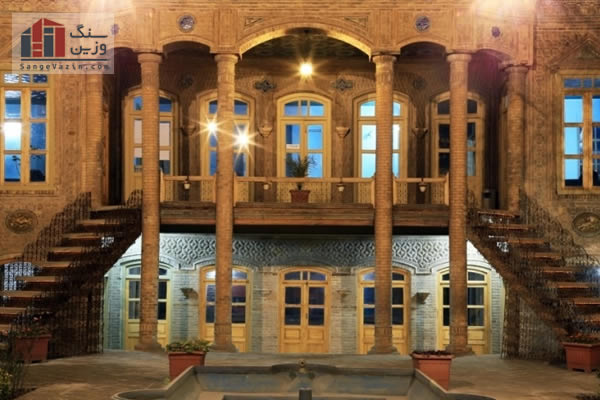 معماری ستون ها