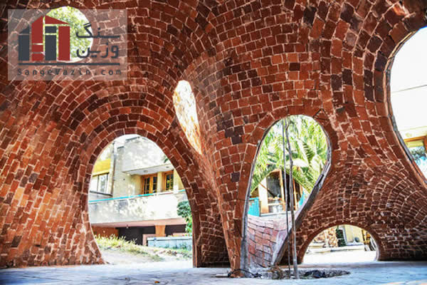 آجر محبوب ترین مصالح ساختمانی