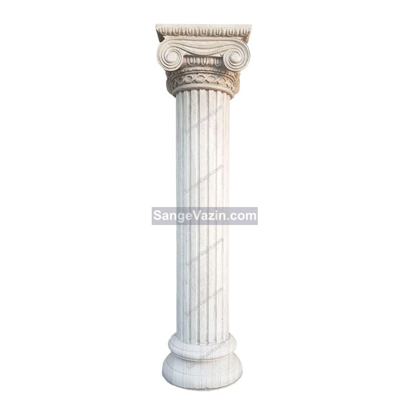 ستون و پای ستون سنگی