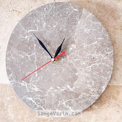 Modern Nescafe Stone Wall Clock