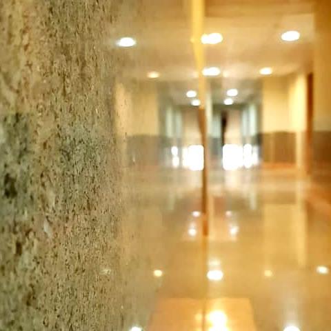 سنگ گرانیت در دیوار راهرو و مزایا و معایب سنگ گرانیت