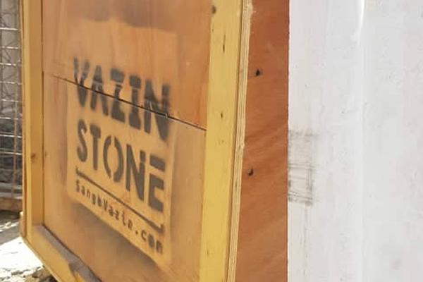 پالت های ابزار سنگی ستون