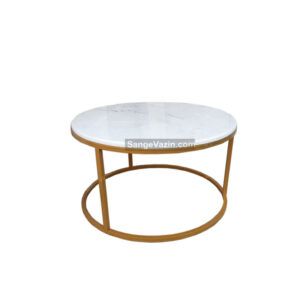 میز بزرگ جلو مبلی آویژه