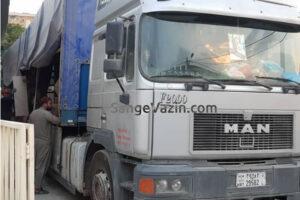 صادرات سنگ ایران به هرات افغانستان