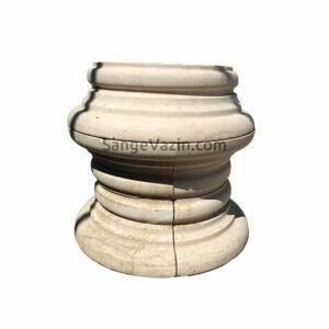 طرح کد ۱۱۳ ابزار باند ساده سنگی سر ستون