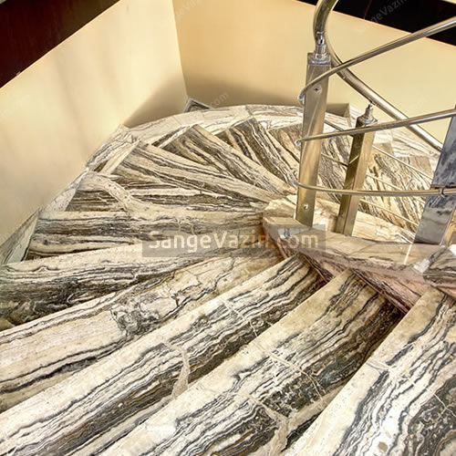 سنگ پله ترااونیکس