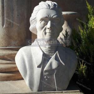 مجسمه شخصیت ها - پیکر و تندیس چهره