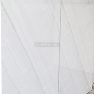 سنگ چینی ازنا سوپر - دسته سنگ سفید