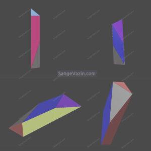 مدل سه بعدی پایه آیفون نوین