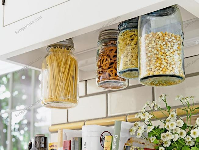 ظروف نگهداری مواد غذایی