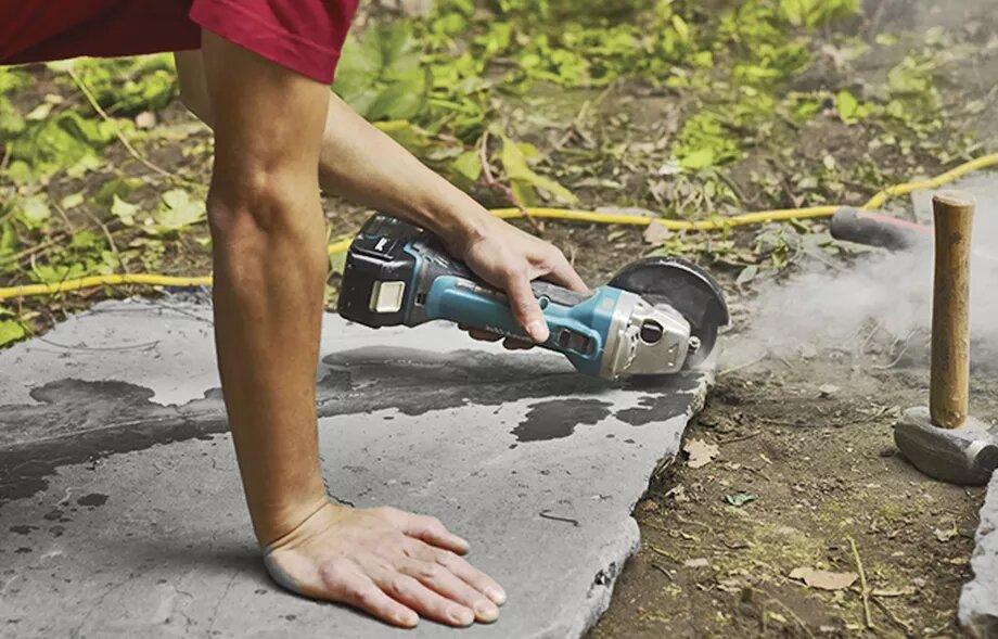 ساخت پاسیو با تخته سنگ
