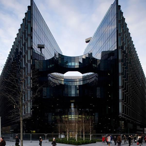عجیب ترین ساختمان ها در جهان