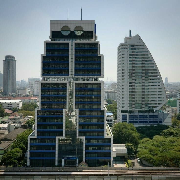 ساختمان رباتی بانکوک