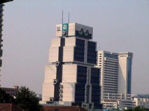 ساختمان رباتی تایلند
