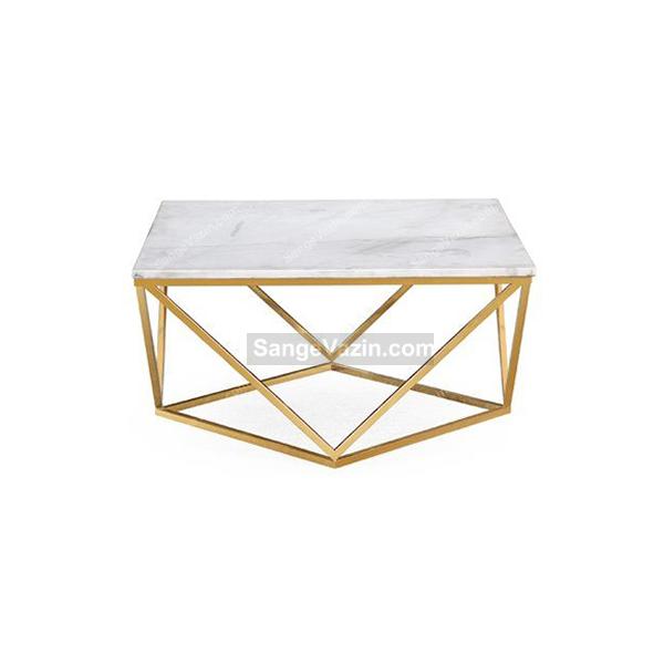 میز سنگی جلو مبلی ارشا
