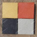 سنگ کوبیک در انواع رنگ