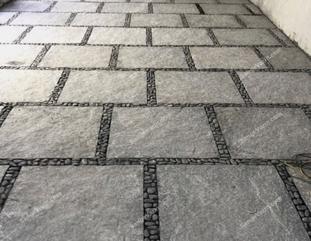 سنگ فرش کوبیک