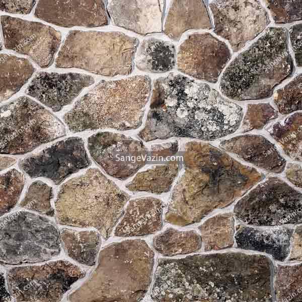 سنگ های خاکی