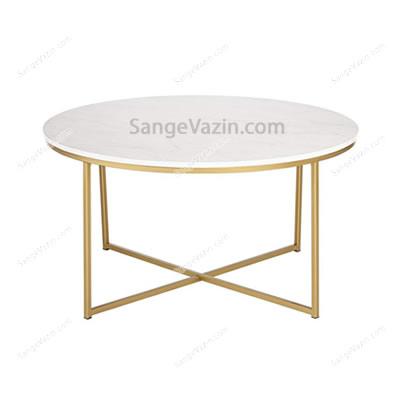 میز جلو مبلی سنگی