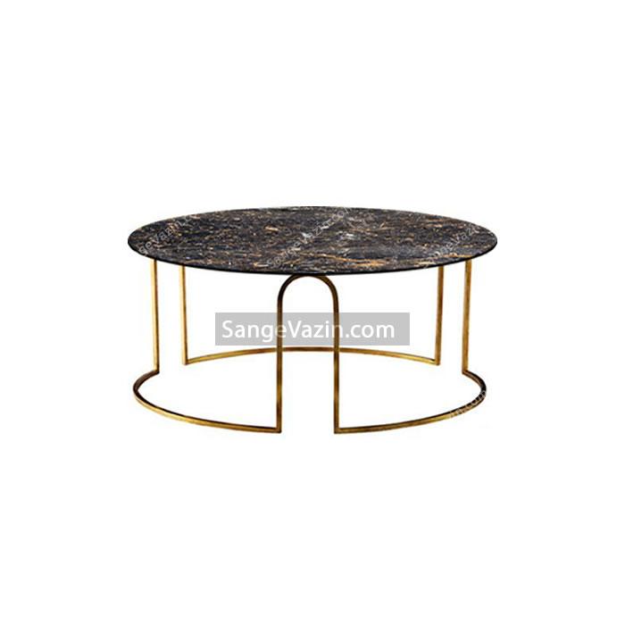 میز سنگی جلو مبلی بهدیس