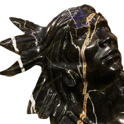 مجسمه سرخپوست