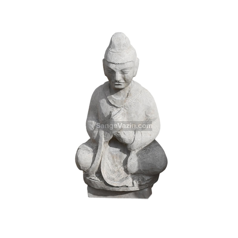 مجسمه سنگی بودا