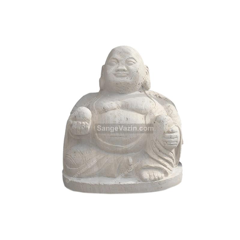 مجسمه بودا سنگی