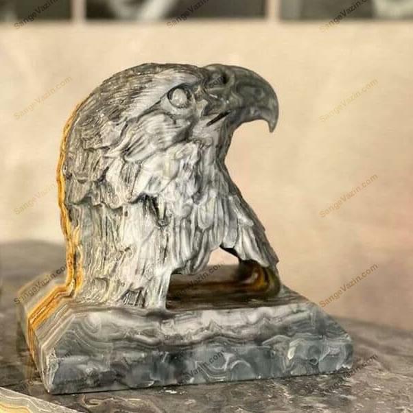 قیمت مجسمه سنگی عقاب