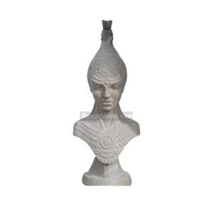 مجسمه سنگی زن مصری