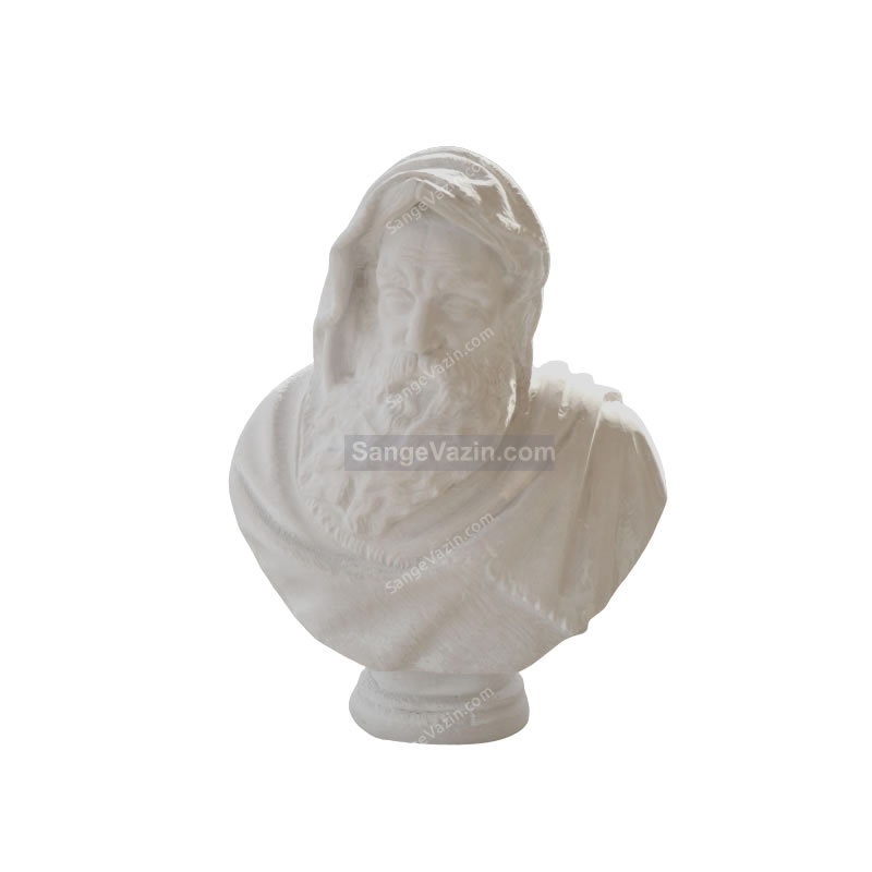 مجسمه سنگی مشاهیر