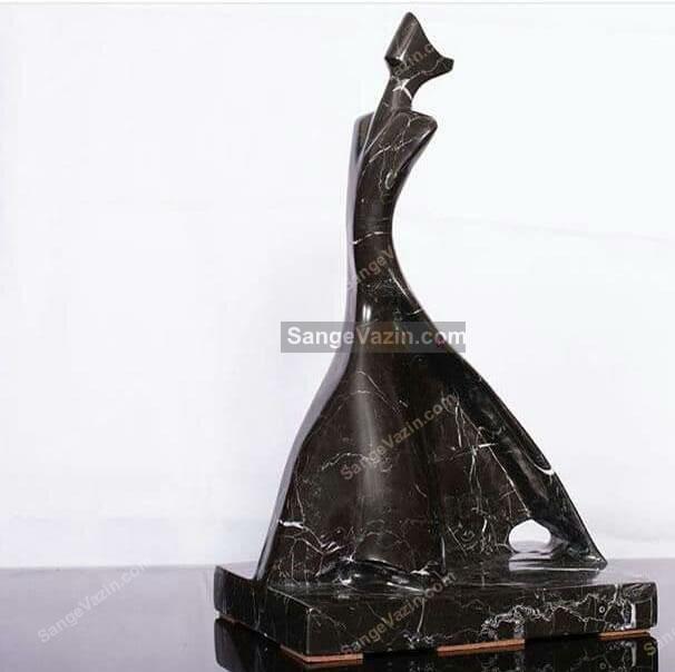 مجسمه رقص سماع سنگی