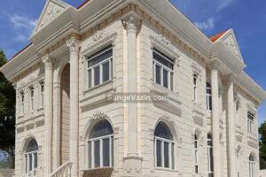 سنگ های ساختمانی سفید