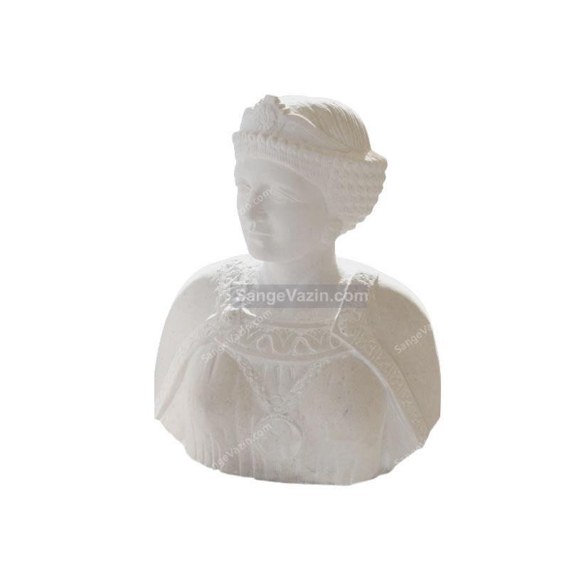مجسمه ملکه