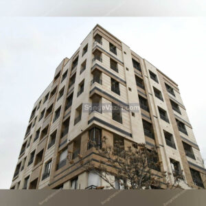 تراورتن و نمای ساختمان سنگی