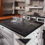 سنگ گرانیت در طراحی کانتر آشپزخانه
