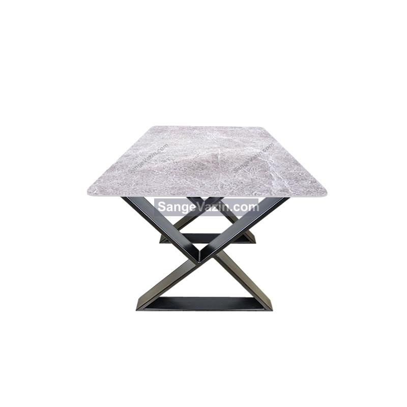 میز ناهار خوری سنگی